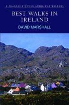 Photo of book cover, Best Walks In Ireland
