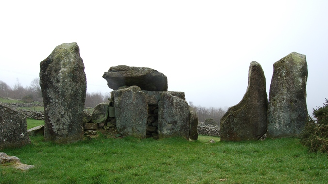 Clontygora Court Tomb Co. Armagh
