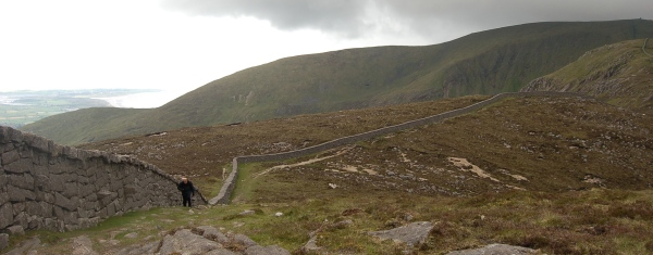 Slopes of Slieve Commedagh, Mountains of Mourne