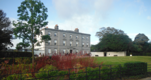 Oldbrige House : Copyright 2014 OPW